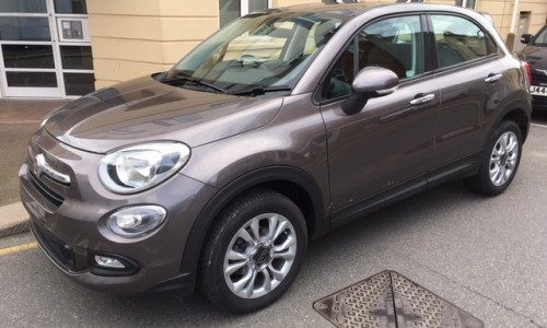 Fiat 500X 1.4 Multiair Pop Star Auto